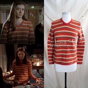 VTG 90s Sweater ASO Joey Dawson's Creek and BTVS